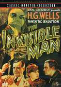 The Invisible Man , Claude Rains