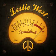 Soundcheck , Leslie West