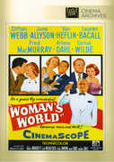 Woman's World , Clifton Webb