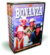Bonanza: Volumes 1-4 , Franchot Tone
