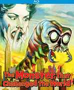 The Monster That Challenged the World , Tim Holt