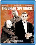 The Great Spy Chase , Lino Ventura