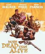 More Dead Than Alive , Clint Walker
