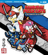 Samurai Pizza Cats: The Complete Collection