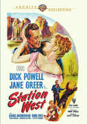 Station West (1948) , Dick Powell