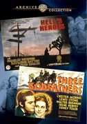 Wac Double Features: Hells Heroes /  Three Godfathers , Charles Bickford