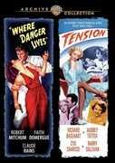 Where Danger Lives /  Tension , Robert Mitchum