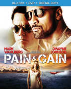 Pain and Gain , Anthony Mackie