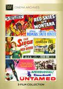 Red Skies of Montana /  Siege at Red River , Sean Bean
