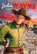 Star Packer /  Sage Brush Trail /  Rainbow Valley , John Wayne