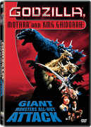 Godzilla, Mothra and King Ghidorah: Giant Monsters All-Out Attack , Takashi Nishina