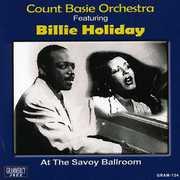 At the Savoy Ballroom , Billie Holiday