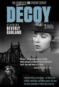 Decoy: The Complete 39 Episode Series , Beverly Garland
