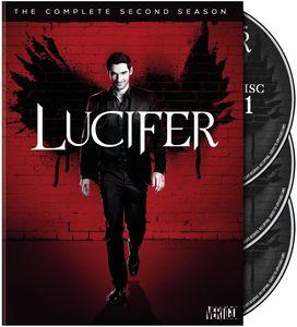 Lucifer: The Complete Second Season , Lauren German