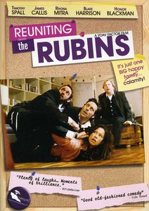 Reuniting the Rubins , Timothy Spall