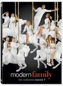 Modern Family: The Complete Season 7