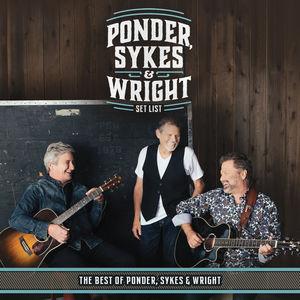 Set List , Ponder Sykes & Wright
