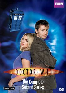 Doctor Who: The Complete Second Series , Christopher Eccleston
