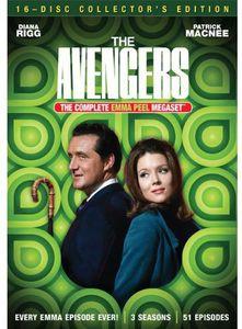 The Avengers: The Complete Emma Peel Megaset , Patrick Macnee