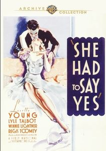 She Had to Say Yes , Loretta Young