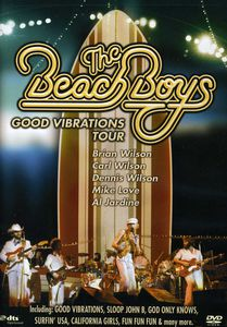 Good Vibrations Tour , The Beach Boys