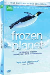 Frozen Planet , Alec Baldwin