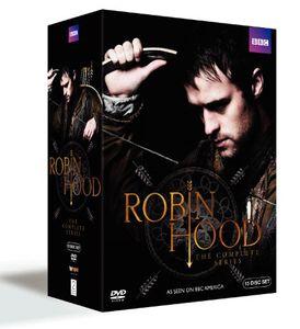 Robin Hood: Complete Series , Jonas Armstrong