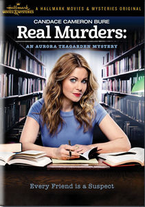 Real Murders: An Aurora Teagarden Mystery , Candace Cameron Bure
