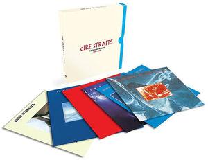 Studio Albums 1978-1991 , Dire Straits