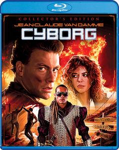 Cyborg (Collector's Edition) , Alex Daniels