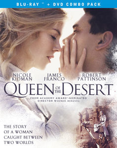 Queen of the Desert , Nicole Kidman
