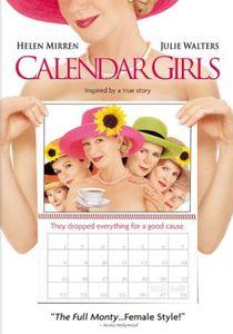 Calendar Girls , Helen Mirren