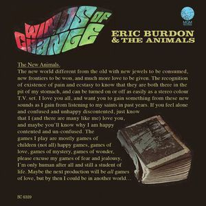 Winds Of Change , Eric Burdon & Animals