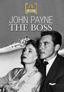 The Boss , John Payne