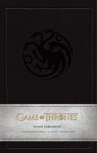 House Targaryen Ruled Journal (Game of Thrones)