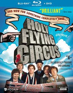Holy Flying Circus , Darren Boyd