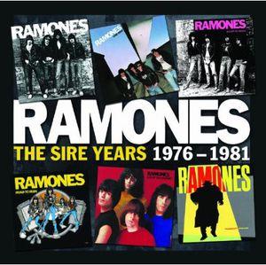 The Sire Years 1976-1981 , Ramones