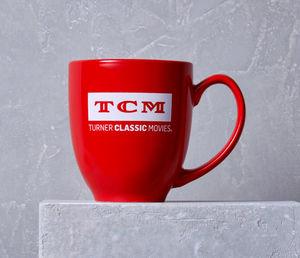 TCM Bistro Mug – Red