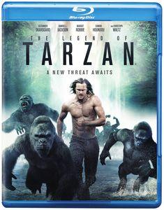 The Legend of Tarzan , Samuel L. Jackson