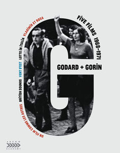 Jean-Luc Godard + Jean-Pierre Gorin: Five Films, 1968-1971
