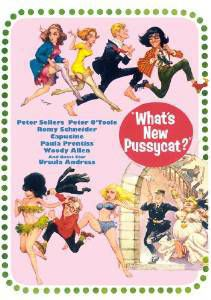 What's New Pussy Cat , Peter Sellers