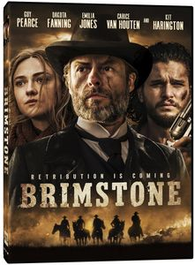 Brimstone , Dakota Fanning