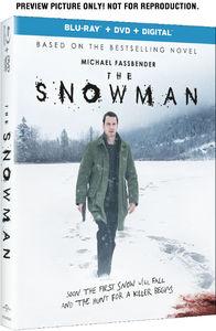 The Snowman , Michael Fassbender