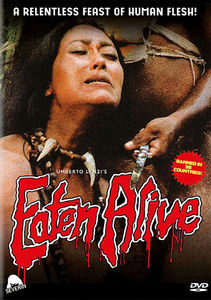 Eaten Alive! , Paola Senatore