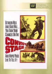 Convict Stage , Harry Lauter
