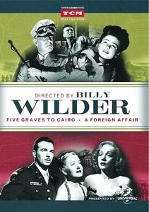 Directed by Billy Wilder , Franchot Tone