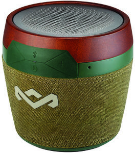 House of Marley Chant BT-Mini Bluetooth Speaker (Green)
