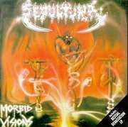 Morbid Visions /  Bestial Devastation (remastered) , Sepultura
