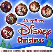Very Merry Disney Christmas /  Various [Import] , Various Artists