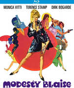 Modesty Blaise (1966) , Monica Vitti